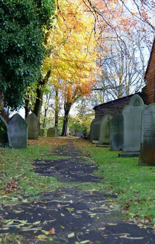 cemetery walk
